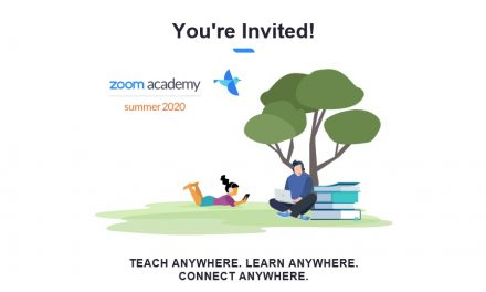 Zoom Academy: Free K-12 Professional Development