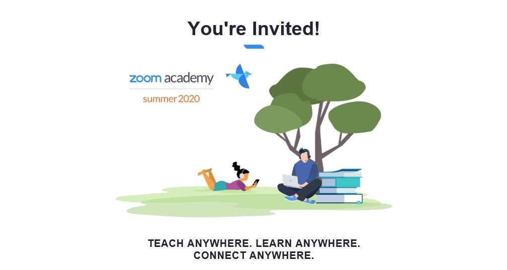Zoom Academy: Free K-12 Professional Development