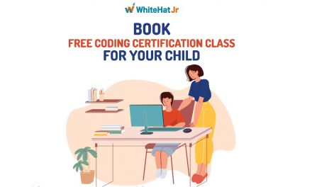 Free Kids' Coding Camp for Limited Time