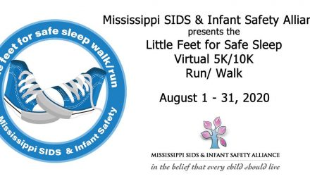 Little Feet For Safe Sleep Virtual Walk/Run