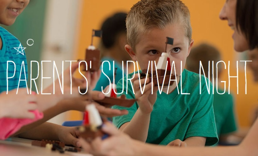Parents' Survival Night on August 21