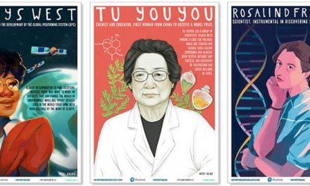 Printable Posters of Women in Science, Technology, and Math