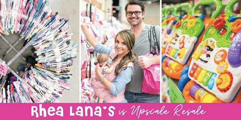 Rhea Lana's Consignment Sale Aug. 27 – Sept. 5