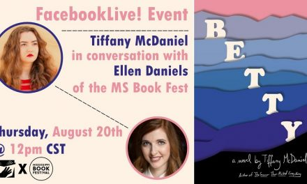 Facebook Live with Tiffany McDaniel