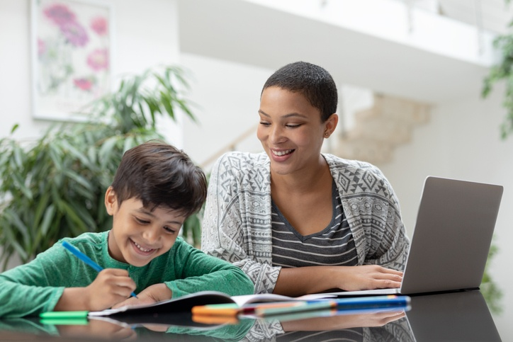 Learning-at-Home Resources for Families