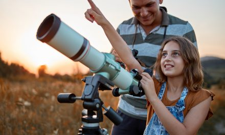Engage with the Heavens: Astronomy