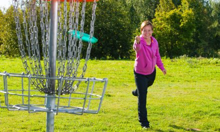 Disc Golf: Get Active on the Courses of Tupelo!