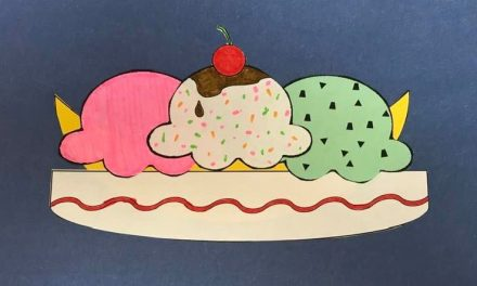 Go Bananas Over This Banana Split Craft