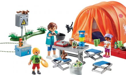 Random Stuff That Rocks: Campout in Your Backyard