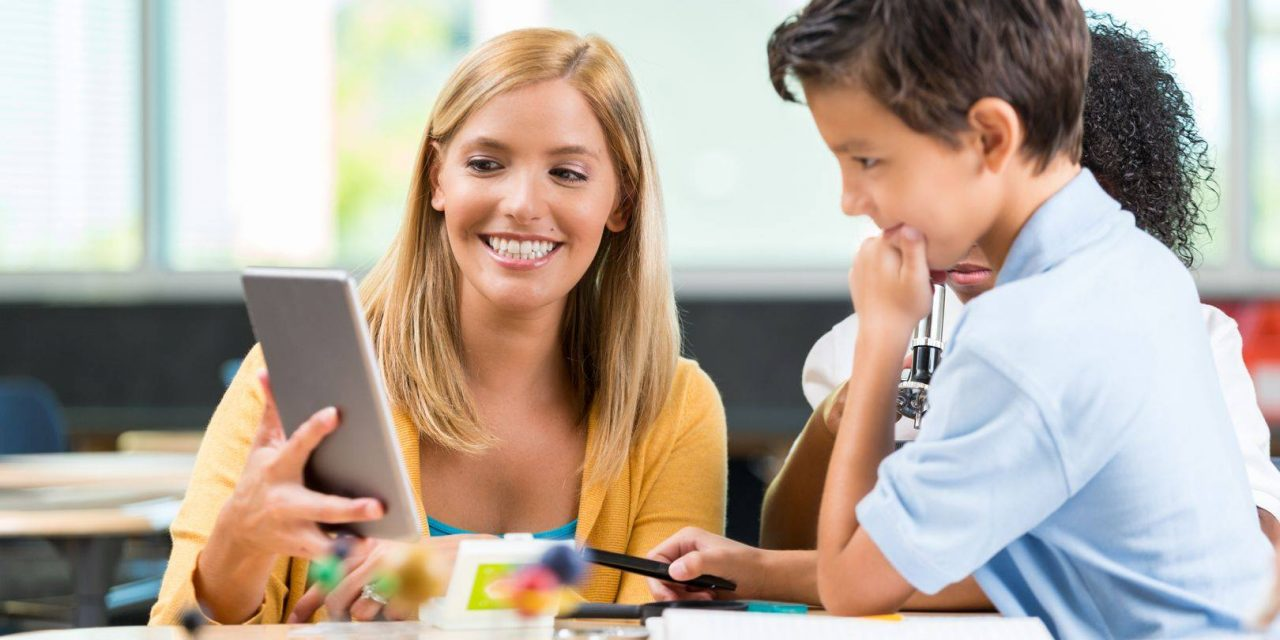 High-Quality Instructional Materials for MS Teachers