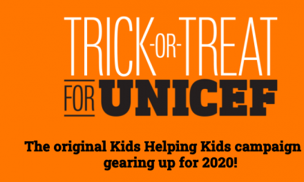 Virtual Trick or Treating With a Purpose