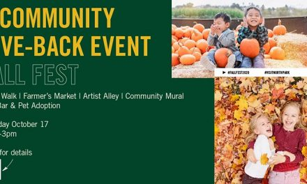 Fall Fest 2020: A Community Give-Back Event