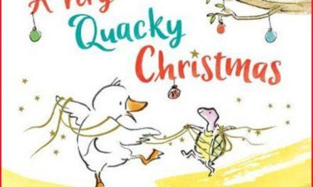 Book Buzz: A Very Quacky Christmas