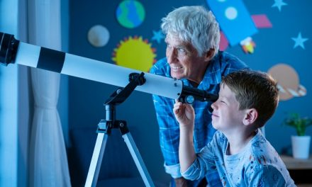 Stargazing from home – here's how to do it