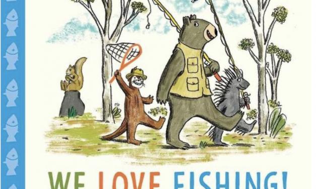 Book Buzz: We Love Fishing