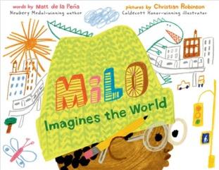 Book Buzz: Milo Imagines the World