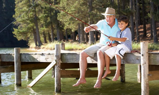 Summer Fun with the Grandparents: Teachable Moments Included