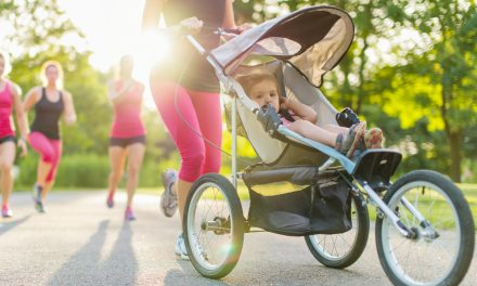 Parent Points: Mom's Day 5K