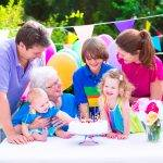 Right Sized Birthday Party