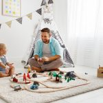 Trains and Model Railroading: A Hobby Dads Would Enjoy