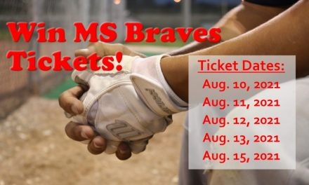 Win MS Braves Tickets!