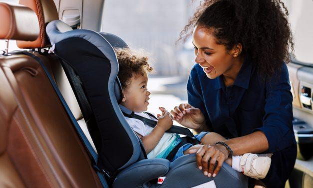 Car Seats Don't Save Lives. Proper Use Does.