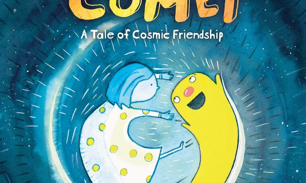 Book Buzz: Haylee and Comet, A Tale of Cosmic Friendship