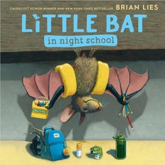 Book Buzz: Little Bat in Night School